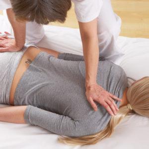 Shiatsu Massage im Satya Yoga Zentrum in Besse