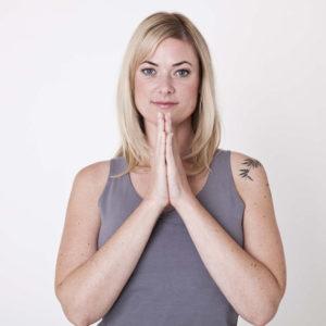 Kati Mund Namste bei Satya Yoga in Besse