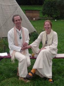 Gela und Oliver Hake Profilbild bei Satya Yoga in Besse