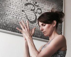 Tatjana Bernert Namaste im Satya Yoga Zentrum in Besse