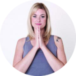 Kati Mund Profilbild Rund Yogalehrerin bei Satya Yoga in Besse